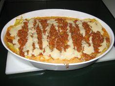 La Taza de Loza: Receta de Lasagna alla Bolognese
