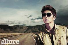 Lee Jun Ki – Allure Magazine June Issue '12