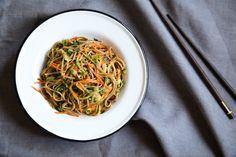 Summer Soba Noodle Bowl Recipe
