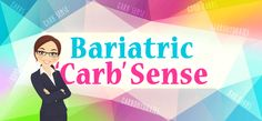 Is Bariatric Carb sense important? Read this short information through an infographic in order to understand bariatric carb sense. Bariatric Eating, Bariatric Recipes, Bariatric Surgery, Gastric Sleeve Surgery, Gastric Bypass Surgery, Healthy Food Choices, Get Healthy, Portion Chart, Blackberry Nutrition