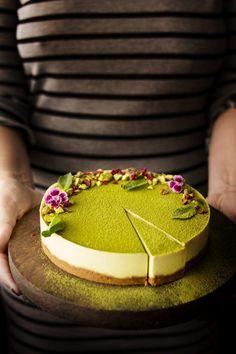 cheesecake aguacate