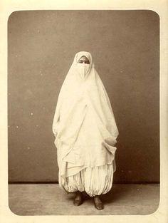 1870 : Femme mauresque, Algérie