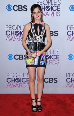 Emma Watson, People's Choice Awards 2013