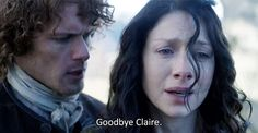 """Good bye Claire"" <-- NOPE. NOPE. N O P E I AM NOT PREPARED FOR THIS EMOTIONAL TRAUMA THAT I WILL BE EXPERIENCING."