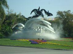 Sea World, Orlando