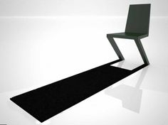 Shadow Chair with Shadow Rug