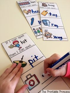 Rhyming Literacy Centre Ideas - activities and printables perfect for use with year old children to help develop their early literacy skills Kindergarten Language Arts, Kindergarten Centers, Teaching Language Arts, Kindergarten Reading, Kindergarten Classroom, Literacy Centers, Teaching Reading, Guided Reading, Literacy Stations