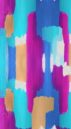 カラフル絵具iPhone壁紙 iPhone 7/7 PLUS/6/6PLUS/6S/ 6S PLUS/SE Wallpaper Background