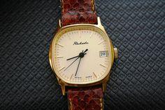 Российские механические часы Ракета калибр 2614 сделано в России # 30065 in Украшения и часы, Часы, Наручные часы | eBay