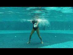 "AQUA ZUMBA Splash! with Mari ""Work"" by Lil Jon (ZIN 49)"