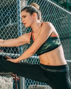 The streets are your gym. Gear up for a urban workout with Fila's new Camo Training Collection.