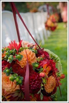Fall Wedding Ideas For The Budget Bride