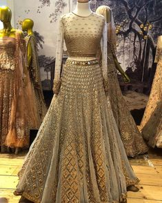 This Lehenga Choli bear a sophisticated look and enhance the beauty of the women which can be worn for functions, festivals, parties and even wedding also. This Lehenga comes with un-stitch Designer Bridal Lehenga, Indian Bridal Lehenga, Indian Bridal Outfits, Indian Bridal Wear, Indian Designer Outfits, Red Lehenga, Anarkali, Bridal Dresses, Golden Lehenga