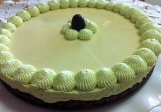 עוגת שוקולד ומוס פיסטוק - קסם של עוגה