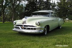 1951 Pontiac Chieftain Pictures: See 47 pics for 1951 Pontiac Chieftain. Browse interior and exterior photos for 1951 Pontiac Chieftain. Vintage Cars, Antique Cars, Vintage Auto, Pontiac Chieftain, 1950s Car, Used Engines, F150 Truck, Ford Explorer, Ford Ranger