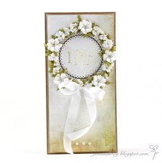 Joanna: Pierwsza Komunia / First Holy Communion Card