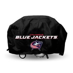 Columbus Blue Jackets NHL Economy Barbeque Grill Cover