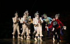 """FOTO VIDEO """"Alegría, Alegría!"""": artă şi sport în primul spectacol Cirque du Soleil de la Bucureşti"""
