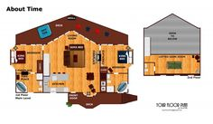 About Time - A Pigeon Forge Cabin Rental