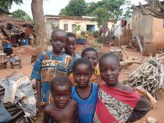 Tsevie, Togo, Africa