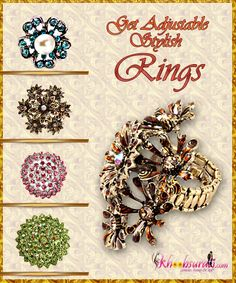 Choose the best ring http://khoobsurati.com/jewellery/rings
