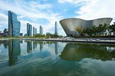 Las ciudades más futuristas del mundo