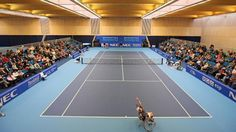 See the world's best wheelchair tennis players compete at the NEC Wheelchair Tennis Masters at Lee Valley Hockey and Tennis Centre