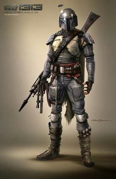 Star Wars 1313 - Boba
