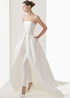 Свадебные костюмы для невесты 1
