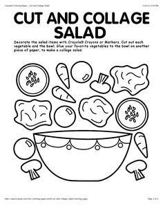 How To Host A 30 Day Salad Swap Party On Pinterest