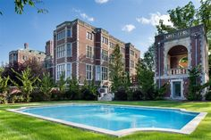 New Jersey's Historic 50,000 Sq. Ft. Darlington Mansion Lists For $48M (PHOTOS) | Pricey Pads