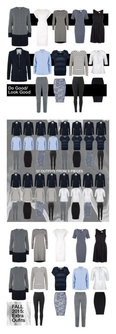 """""""Fall 2015 Eco Friendly Fashion Capsule Wardrobe"""" by designismymuse on Polyvore featuring People Tree, classics, sustainable, eco and capsulewardrobe"""