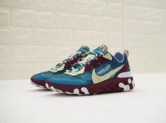 c5753c218b3d UNDERCOVER x Nike React Element 87 Sports Footwear