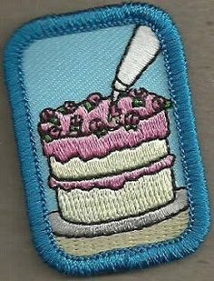 Girl Scout Leader 101: Cake Decorating IP