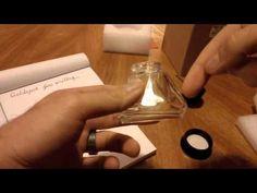 How to Use the TWSBI Diamond Ink Bottle - YouTube