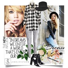 All day by ramona-ice on Polyvore featuring H&M, Zara, Topshop, Origins, eylure, Love Quotes Scarves and jewelrystorm
