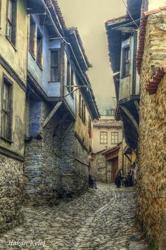 Cumalikizik Village - Bursa,Turkey.