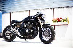 1993 Yamaha XJR 400