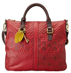 Fossil Desi Shopper Very interesting...