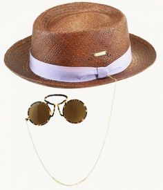 National Hat Day: Celebrating Eyewear Hats via Super Duper Hats and #sunglasses