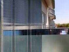 PC Wellplatten, Lichtplatten - Sinus 76/18 - in ANTHRAZIT grau  Eignet sich auch ideal als Sichtschutz