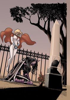 WORLD'S FINEST #10 The DC Universe Reacts To Robin's Shocking Death (Huntress and power girl)