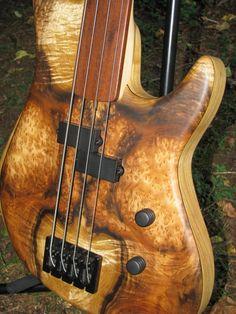 myrtle spalt guitar