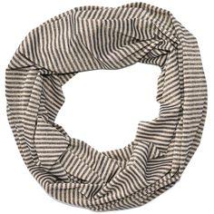 BorelliDesign - Sevilla Gold Lurex Stripe Borelli Infinity Scarf, $55.00 (http://www.borellidesign.com/sevilla-gold-lurex-stripe-borelli-infinity-scarf/)
