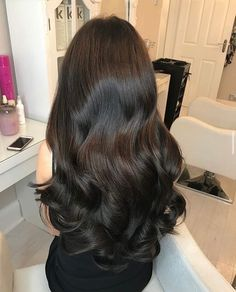 Beautiful Long Hair, Gorgeous Hair, Beautiful Body, Weave Hairstyles, Straight Hairstyles, Frontal Hairstyles, Fashion Hairstyles, Wedding Hairstyles, Hairstyles Videos