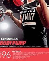 Training according to Chrille: Bodypump 96 - Steg för steg!