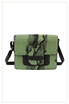 Everyone will be green with envy. #refinery29 http://www.refinery29.com/new-fall-handbag-trends-2015#slide-18