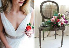 Jewel toned wedding inspiration | photos by Carina Skrobecki | 100 Layer Cake http://nashville.wedding101.net/