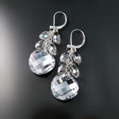 Swarovski Crystal Jewelry Earrings