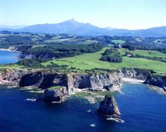 Hendaye, France - where I was stranded in the middle of the night -
